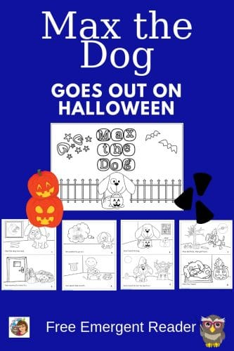 Max-the-Dog-Goes-Out-on-Halloween-free-emergent-reader