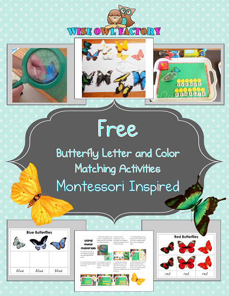 Free Montessori Inspired Printables