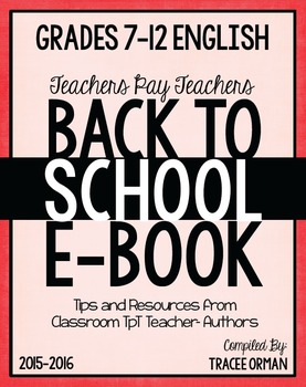 Free-Back-to-School-English-Language-Arts-Grades-7-12-Sampler