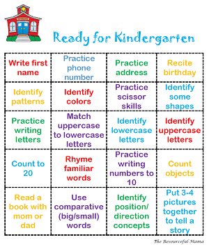 Ready-for-Kindergarten-Bingo-printable