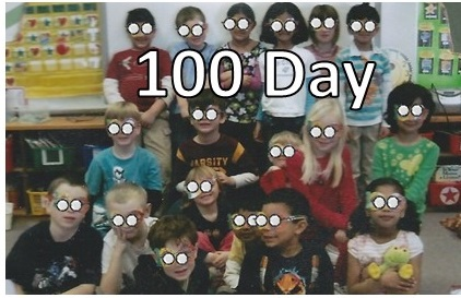 100 Day Math Fun