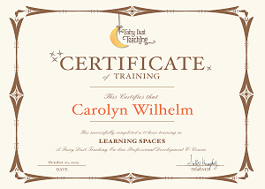 Learning Spaces Course by Fairy Dust Teaching