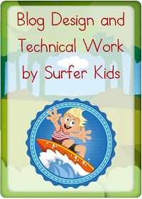Blog Design and Technical Work Provided by Surfer Kids
