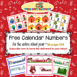 August Free Free-calendar-pieces-through-the-school-year-by-Wise-Owl-Factory
