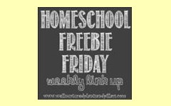 Homeschool Freebie Friday