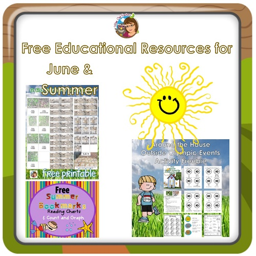 June-free-educational-resources