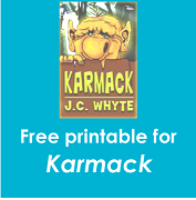 Karmack a book about bullies free novel unit companion for students grades 3 and up
