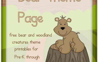 bear-theme-page-printables