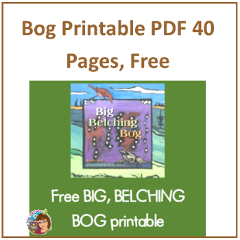 free bog-plants-science-printable