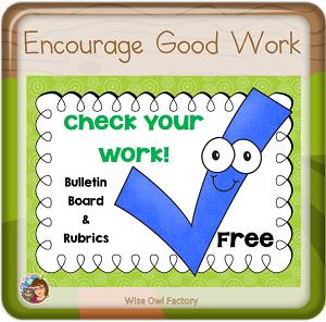 free end-of-year-encourage-good-work-bulletin-board