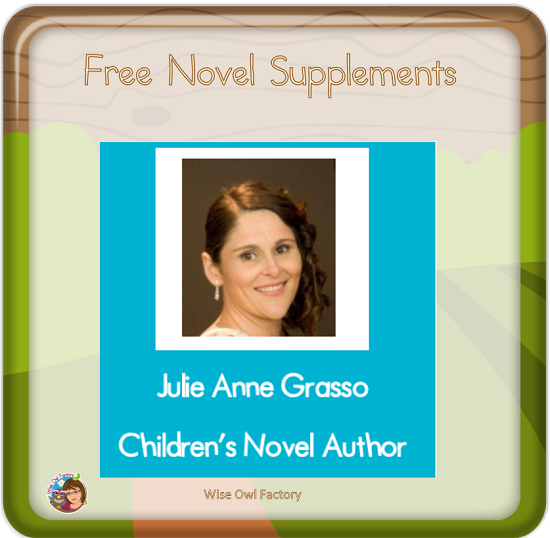 free-novel-supplements-for-Julie-Anne-Grasso-books