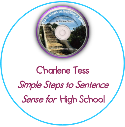 high-school-simple-steps-to-sentence-sense-by-Charlene-Tess