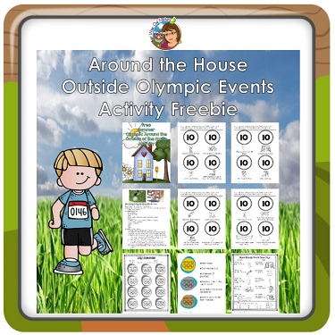 June Free -- outside-around-the-house-summer-fun-Olympics-for-children