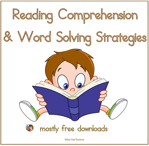 reading-comprehension-and-word-solving-strategies-mostly-free