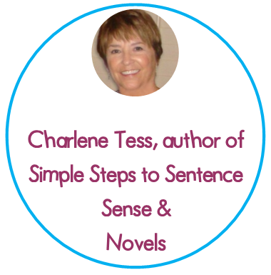 simple-steps-to-sentence-sense-and-novels-by-Charlene-Tess