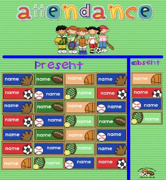 sports-smart-board-attendance-slide