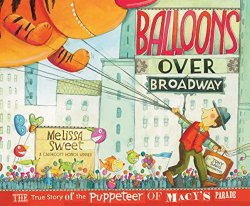 Balloons Over Broadway Free Work Pages