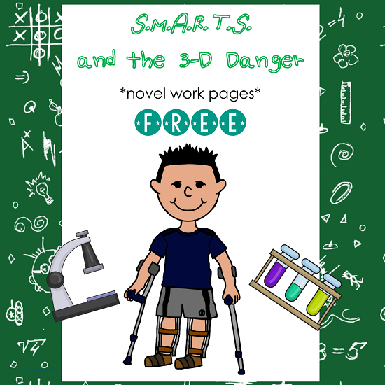 S.M.A.R.T.S. and the 3-D Danger Freebie