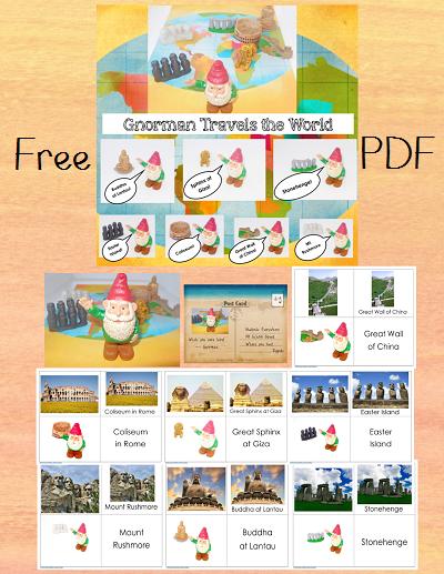 free- PDF-famous-landmarks