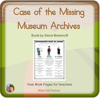 Case-of-the-Missing-Museum-Archives-free-work-pages
