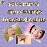 Montessori Inspired Faces and Emotions Cards