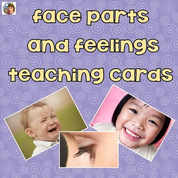 emotions  Face-Parts-and-Feelings-Teaching-Cards-with-Real-Photos