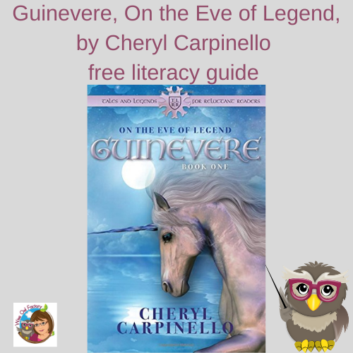 Guinevere-on-the-Eve-of-Legend-free-literacy-guide