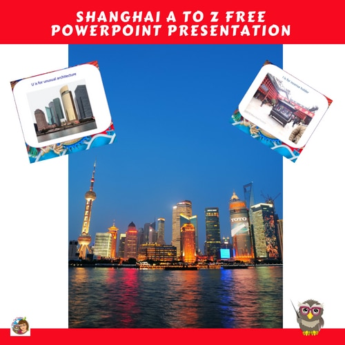 Shanghai Free Power Point and Google Slides