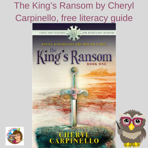 The King's Ransom-free-literacy-guide