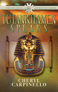 Tutankhamen-Speaks-by-Cheryl-Carpinello book review and free educational supplement