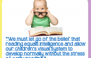 early-reading-does-not-equal-intelligence according to the book Smart Moves Learning is Not All in Your Head