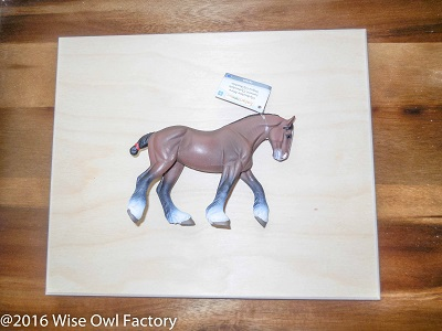 Clydesdale Horses-3-part-cards-information