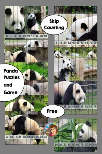 Panda-puzzles-and-games-information-about-freebie