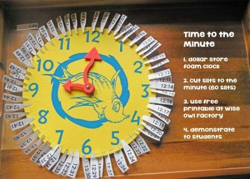 clock-to-the-minute-DIY-idea-with-free-PDF