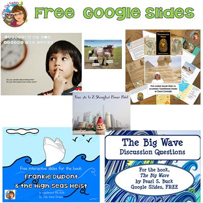 free-Google-Slides-list-page