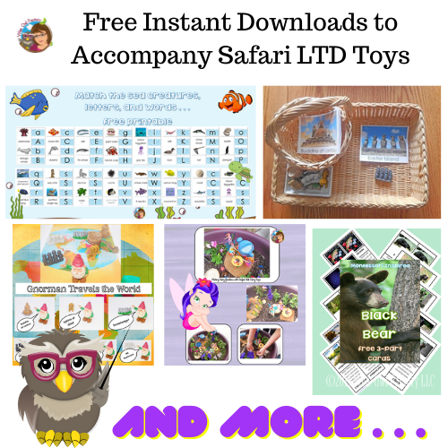 Safari Ltd. free-printables-to-accompany-Safari-Ltd-toys