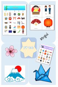 Japan-bingo-class-game-K-4