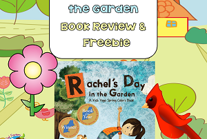 Rachel's-Day-in-the-Garden-yoga-story-for-children-with-yoga-poses and free printable