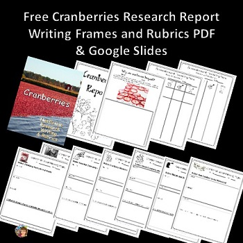 cranberries-free-writing-frames-4-research