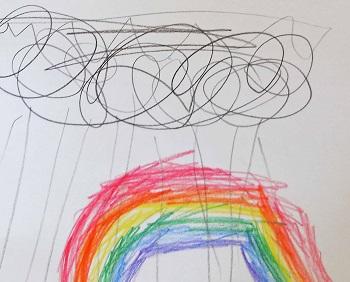 rain-then-rainbow