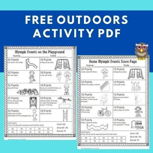 outdoor-activity-Olympic-inspired-for-children-free-download