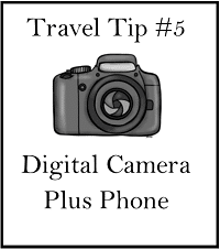 Travel-Tip-FIve-Digital-Camera-Plus-Phone