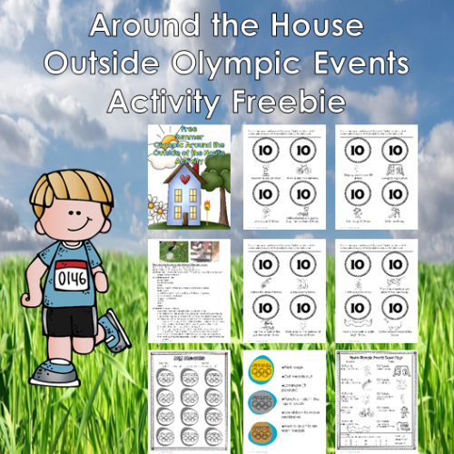 outside-around-the-house-Olympic-event-activity
