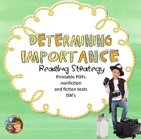 Determining-Importance-Reading-Comprehension-Strategy-PPt-PDFs-Interactives