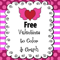 FREE-Valentines-to-Color-for-K-2-and-a-Roll-and-Graph-Activity