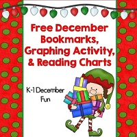 Free-December-Bookmarks-Reading-Charts-and-Graphing