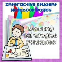 Interactive-Student-Notebook-Reading-Strategies-Foldables