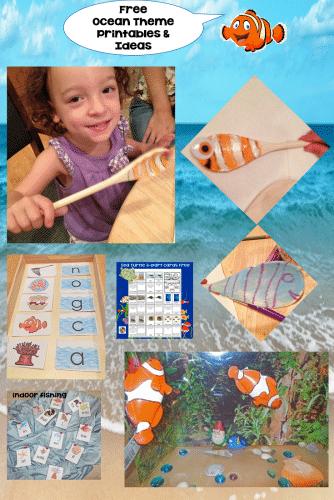 Ocean-Creatures-craft-idea-and-free-printables