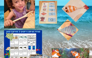 Ocean-Creatures-craft-idea-with-free-printables