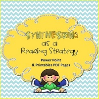 Synthesizing-as-a-Reading-Strategy-Power-Point-Student-Pages